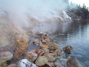 屈斜路湖オヤコツ地獄